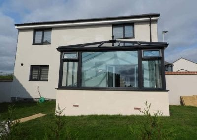 Conservatory Roof Options - Glass Options - Crownhill Conservatories Ltd