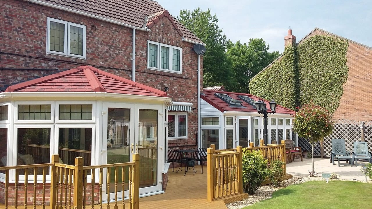 Upgrade your conservatory roof- Completed Roof - Crownhill Conservatories