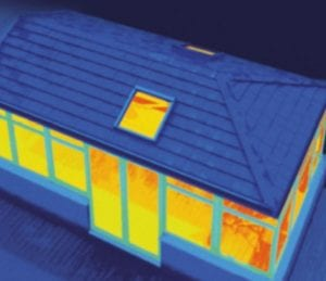 guardian warm roof - GWR After Image - Crownhill Conservatories