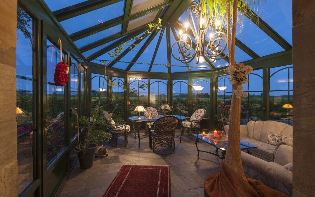 How to Make Your Conservatory Warmer in Winter