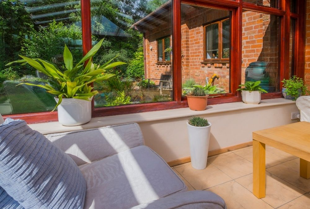 Breathe New Life into Your Conservatory - Conservatory Interior - Crownhill Conservatories